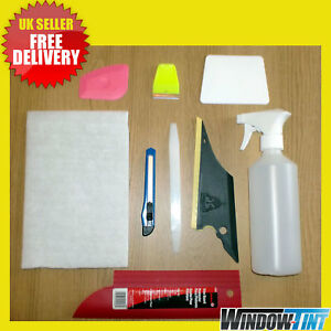 SEMI-PRO-CAR-WINDOW-TINT-FITTING-KIT-TINTING-TOOLS