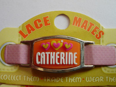 Chicas Encaje Mates A a D Accesorios del zapato. Free UK Post.