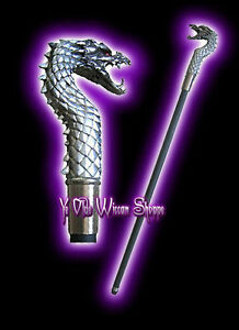 NEMESIS-NOW-WALKING-STICK-CANE-DRACANE-DRAGON-HEAD