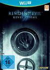 Resident Evil: Revelations (Nintendo Wii U, 2013, DVD-Box)