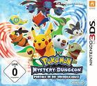 Pokémon Mystery Dungeon: Portale in die Unendlichkeit (Nintendo 3DS, 2013, Keep Case)