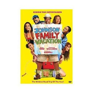Johnson Family Vacation DVD 2009 Movie Cash