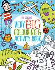 Very Big Colouring and Activity Book by Kirsteen Robson (Paperback, 2013)