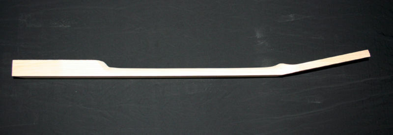 Flat Sawn Maple Neck Blank Model 223--Call It Your Own