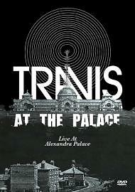 Travis At The Palace Live 2003 Alexandra Palace DVD+Documentary NEW SEALED