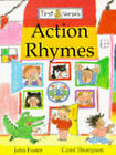 First Verses: Action Rhymes by Oxford University Press (Paperback, 1996)