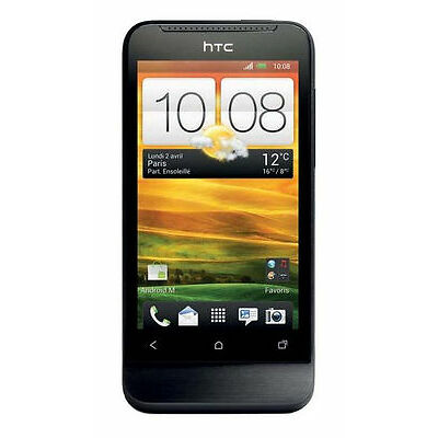 HTC  One One V - 4 GB - Black - Smartphone