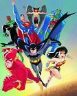 Justice League Unlimited Heroes TP by DC Comics (Paperback, 2009)