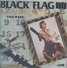 Black Flag - Annihilate This Week (Live Recording, 1988)