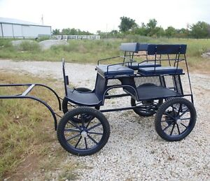New-Horse-Drawn-Cross-Country-Buggy-with-hydraulic-brakes-by-Robert-Carriages