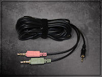 PC-Chat-Adapter-Cable-x41-headset-turtle-beach-cord-x31-ps3-xbox-360-x32-x42
