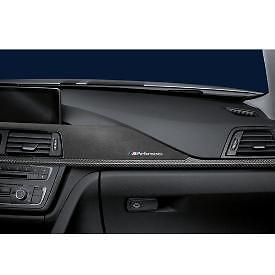 BMW F30 3 SERIES M PERFORMANCE CARBON FIBER ALCANTARA TRIM KIT 51952230351