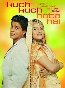 Und-ganz-plotzlich-ist-es-Liebe-Kuch-Hota-Hai-Shah-Rukh-Khan-DVD-NEU-OVP