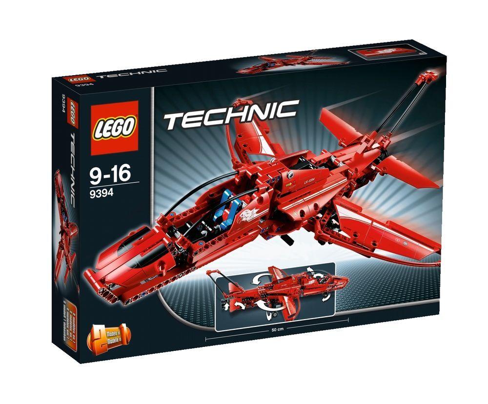 LEGO TECHNIC JET AVION (9394) - Brand  nouveau & Sealed (retraité produit)  mieux acheter