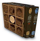 The Complete Peanuts 1950-1954 Boxset: No UK Rights by Charles M. Schulz (Hardback, 2004)