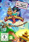Cake Mania 3 (PC, 2009, DVD-Box)