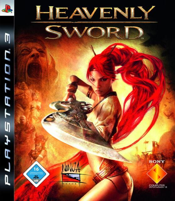 Heavenly Sword (Sony PlayStation 3, 2007)