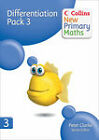 Differentiation Pack 3 by HarperCollins Publishers (Copymasters, 2008)