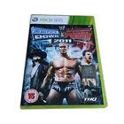 WWE SmackDown vs. Raw 2011 (Microsoft Xbox 360, 2010)