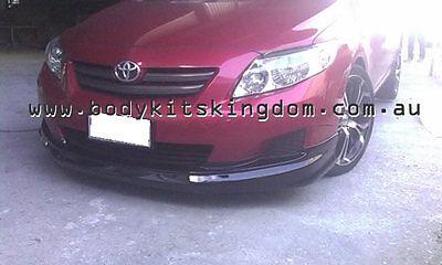 Toyota Corolla Body Kit (2008 - 2010)  ABS plastic TRD altis sedan