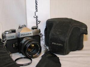 FUJICA ST 701 35mm SLR CAMERA w/FUJINON 55mm 1:1.8 LENS