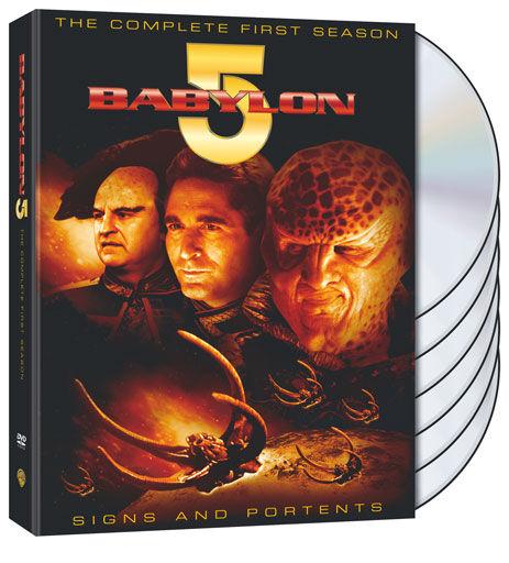 babylon 5 the complete series dvd 2007 g nstig kaufen ebay. Black Bedroom Furniture Sets. Home Design Ideas
