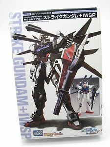 Comic-Manga-Gundam-Seed-MSV-Promo-MS-Selection-Strike-Gundam-IWSP-Figure-Japan
