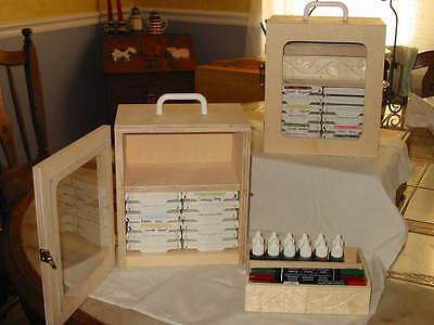Stamp Pad, Ink & Marker Holder / Storage that fits Stampin Up ink pads