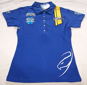 Ford-FPR-Orrcon-Racing-Ladies-Polo-Shirt-Size-10-New-Winterbottom