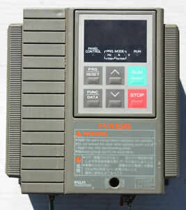 Fuji-FVR-E9S-FVR0-75-E9S-4JE-1hp-3-phase1-9kVA-VARIABLE-SPEED-DRIVE