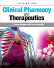 Clinical Pharmacy and Therapeutics by Elsevier Health Sciences (Paperback, 2011)