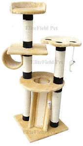 EliteField-Cat-Tree-Furniture-Condo-House-Scratcher-Bed-Toy-Post-EFCT-3051