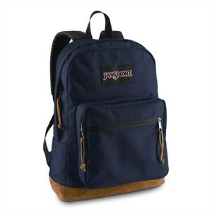 JanSport RIGHT PACK 31L Backpacks - Navy for sale online  723a6ab66e