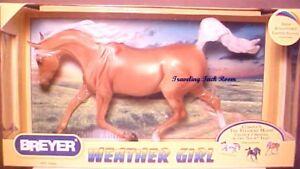 Breyer-Weather-Girl-Treasure-Hunt-Sunny-1463-NIB