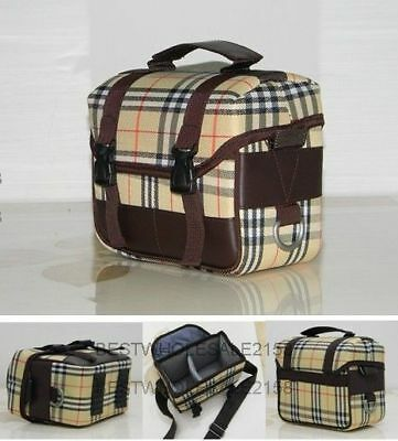 Camera Case Bag for Fujifilm Instax mini 90, 8, 50S, 25, 7S, 210 +Films NEW B82