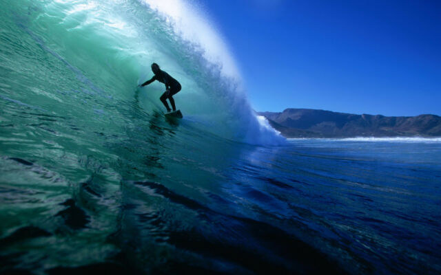 SURFING Photo Poster Print Wall Art Large