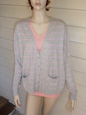 Peter Alexander Womens Slouchy Angora Knit Cardigan Cardi BNWT- Choose Size