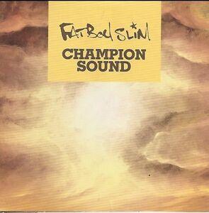 FATBOY-SLIM-CHAMPION-SOUND-CD-SINGOLO-PROMO-3-TRACCE