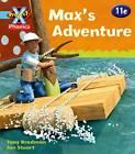 Project X: Phonics Blue: Max's Adventure by Tony Bradman (Paperback, 2010)