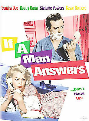 If a Man Answers DVD Region 1, NTSC