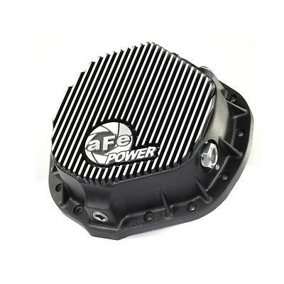 aFe Rear Differential Cover w/ Machined Fins 03-14 Dodge Ram 5.9L / 6.7L Diesel
