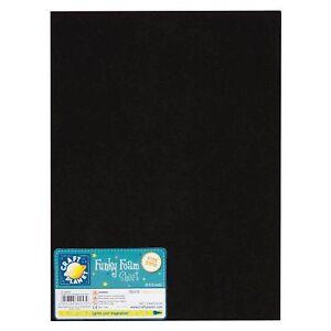 A4-Black-Funky-Foam-Sheets-2-Sheets