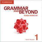 Grammar and Beyond Level 1 Class Audio CD by Randi Reppen (CD-Audio, 2012)