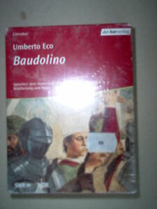 XXXX Umberto Eco , Baudolino , 4 Mcs , NEU - Niederkassel - Mondorf, Deutschland - XXXX Umberto Eco , Baudolino , 4 Mcs , NEU - Niederkassel - Mondorf, Deutschland