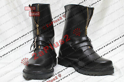 Dante Devil May Cry DMC 4 Cosplay Shoes Boots