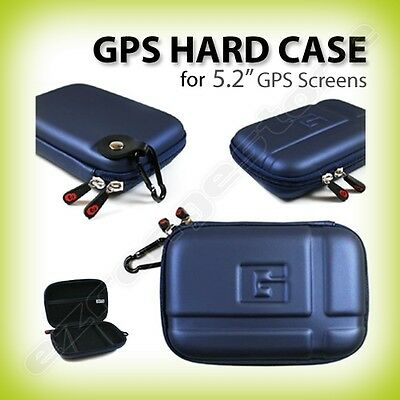 "5.2"" Inch Hard Shell Carrying GPS Case for Garmin Nuvi 2595LMT"