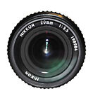 Nikon 20mm f/3.5 AI Lens