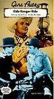 Ride Ranger Ride (VHS, 1995)