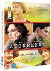 Atonement/Pride And Prejudice/Sense And Sensibility (DVD, 2008, 3-Disc Set, Box Set)
