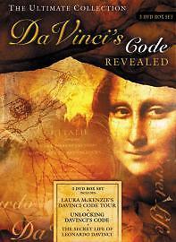 Da Vinci's Code Revealed - Box Set [DVD], New DVD, ,